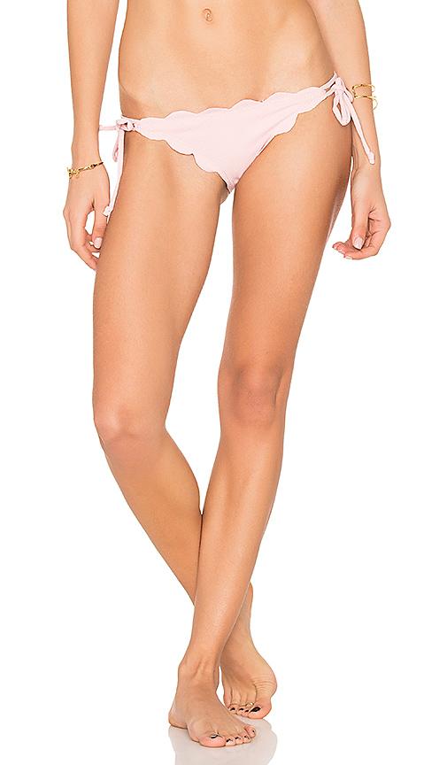 Marysia Swim Mott Side Tie Bottom in Pink
