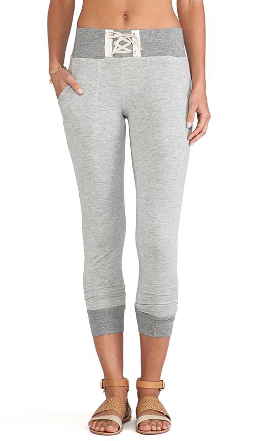 Nation LTD Bellingham Pant in Gray