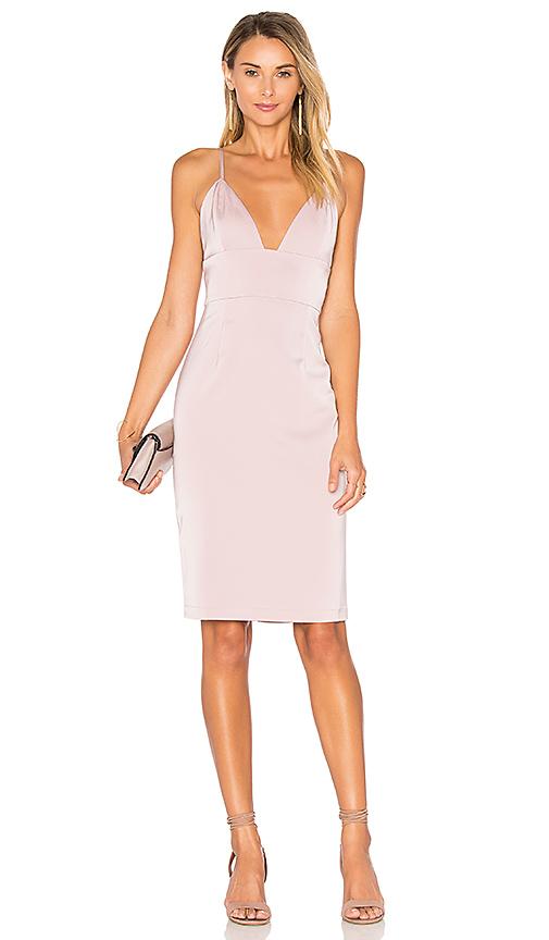 NBD Heatwave Dress in Mauve