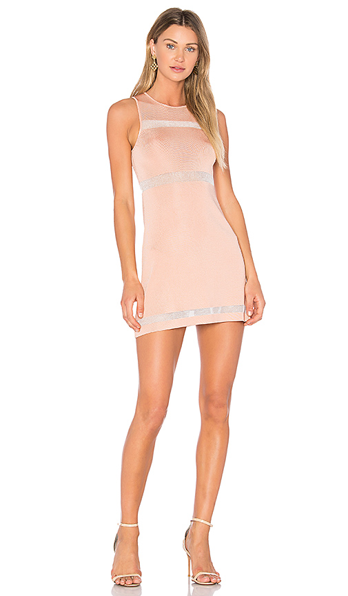 NBD x REVOLVE Valencia Dress in Blush