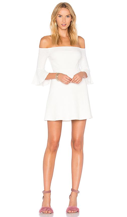 NBD Seduire Mini Dress in Ivory