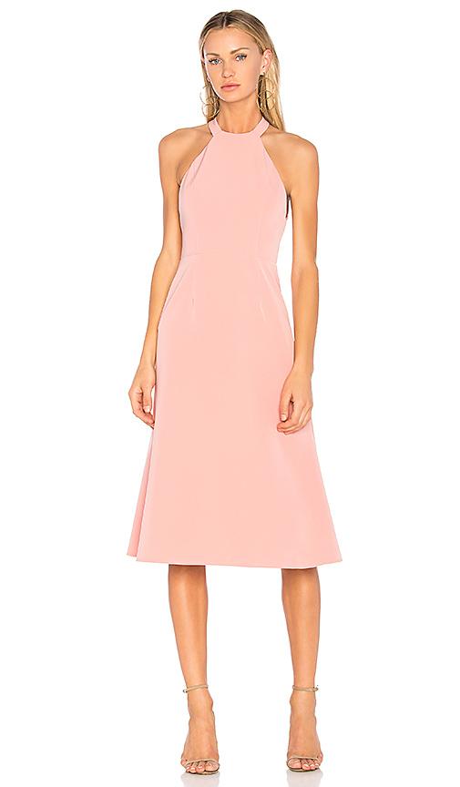 NBD Leo Maxi Dress in Pink
