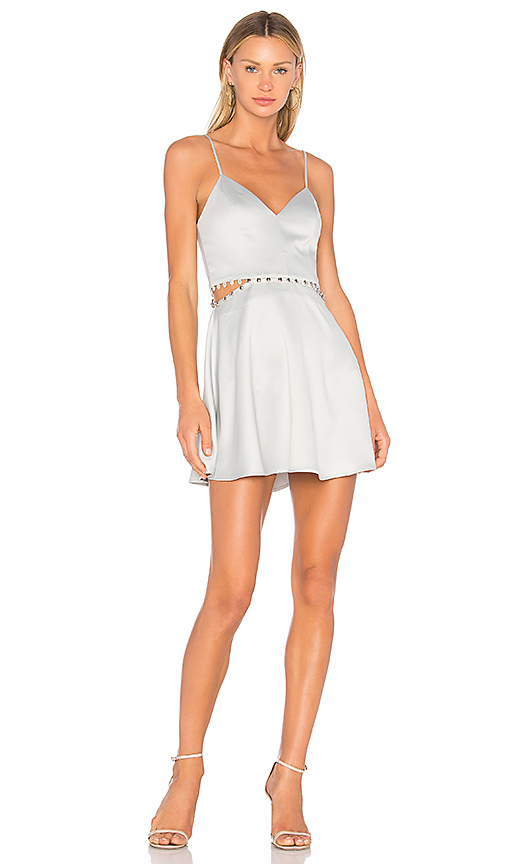NBD Brandi Dress in Slate