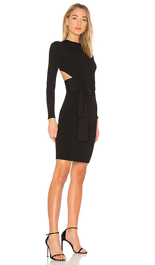 NBD Desiree Dress in Black