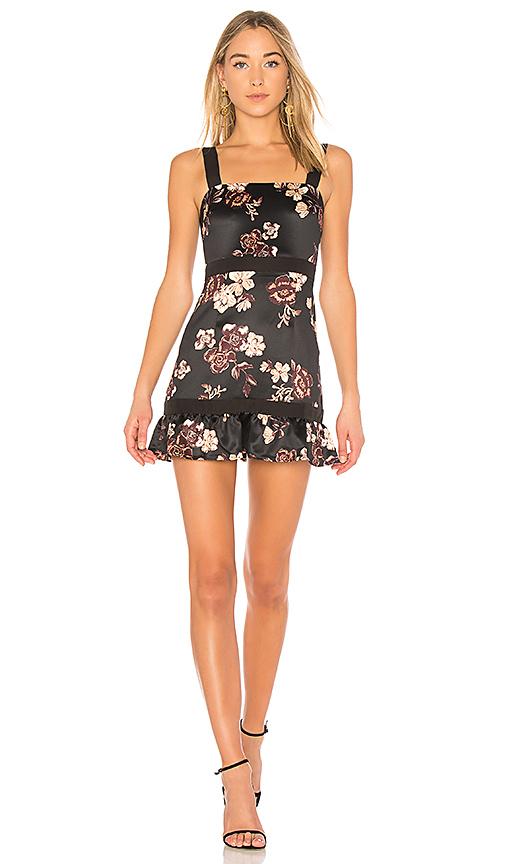 NBD Ashlynn Dress in Black