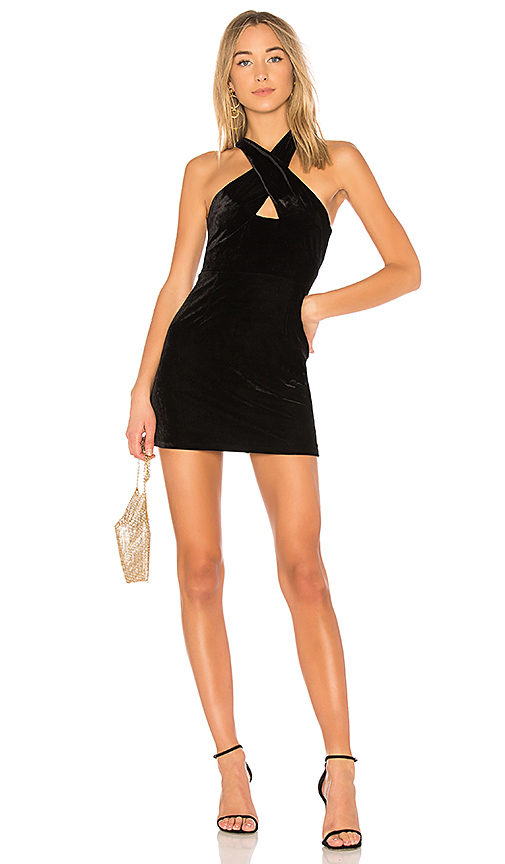 NBD x REVOLVE Abriel Dress in Black