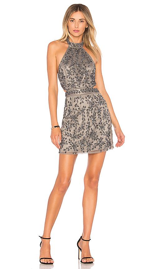 NBD x REVOLVE Gabriela Dress in Charcoal. - size S (also in L,M,XL, XS, XXS)