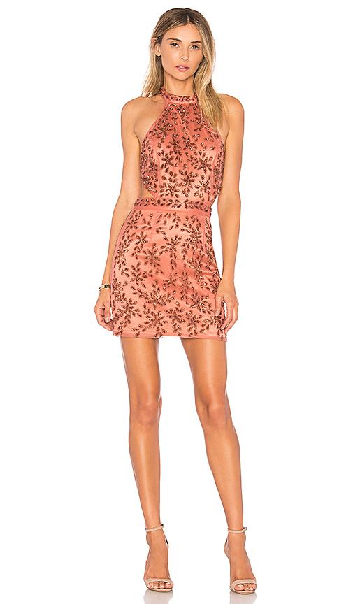 NBD x REVOLVE Gabriela Dress in Rose. - size S (also in L,M,XL, XS, XXS)