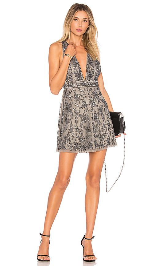 NBD x REVOLVE Irena Dress in Charcoal