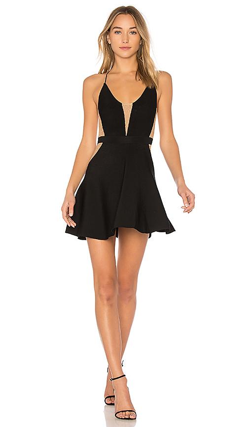 NBD Odette Dress in Black