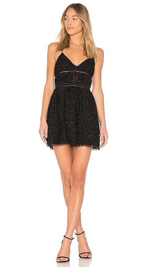 NBD Miley Mini Dress in Black
