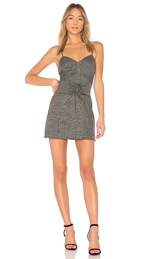 NBD Maven Dress in Gray