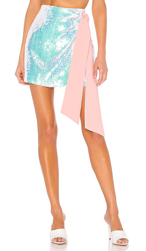 NBD | NBD Loretta Mini Skirt In Pink. - Size XL (Also In XXS,XS,S,M,L) | Goxip