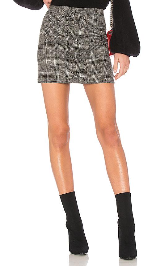 NBD Jessa Skirt in Gray. - size L (also in M,S,XS, XXS)