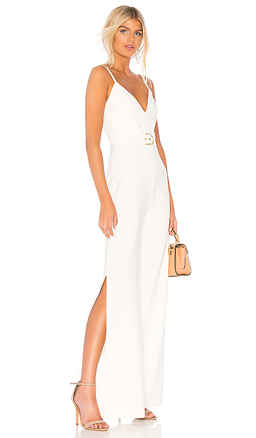 Nookie Blake Jumpsuit in White. - size M (also in XS)