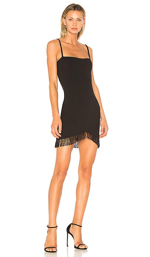 Nookie Mendez Mini Dress in Black