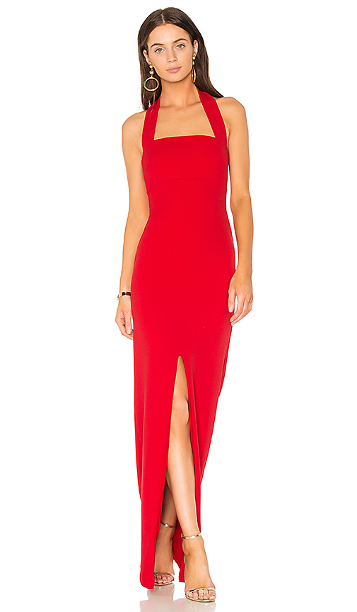 Nookie Boulevard Gown in Red