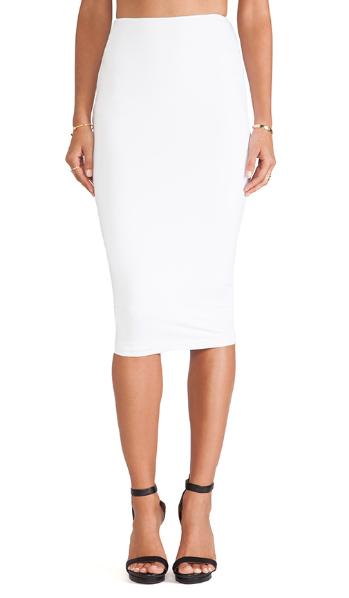 fully lined pencil skirt revolve clothing