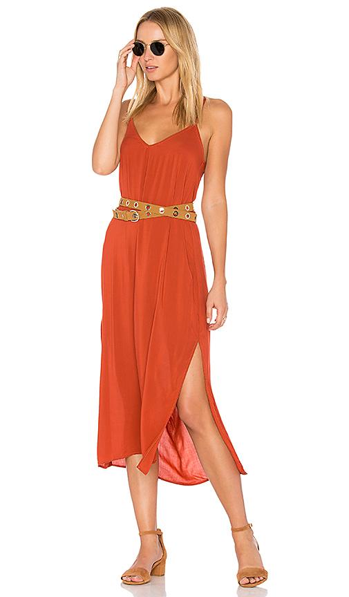 NOVELLA ROYALE Viola Dress in Red