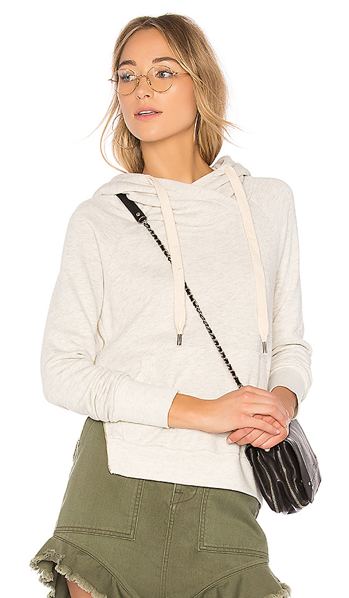 NSF Eliza Hoodie in Gray. - size S (also in L,M,XS)