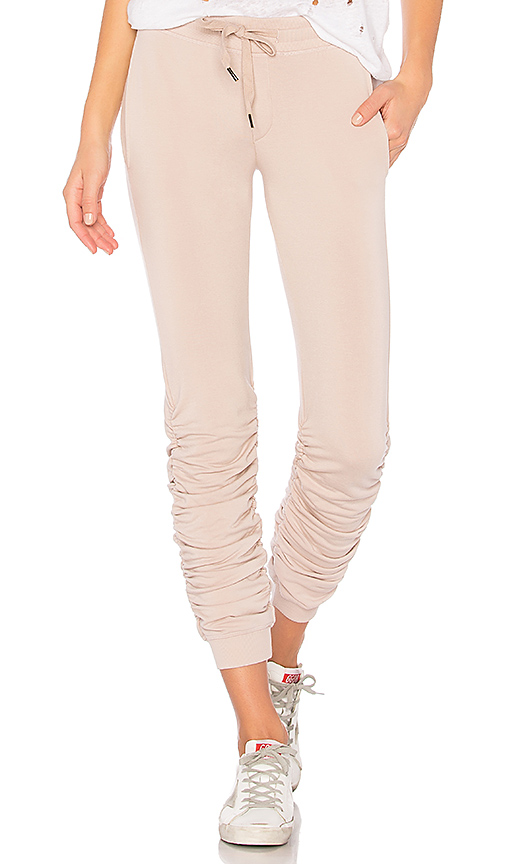 NSF Keely Sweatpant in Pink. - size S (also in L,M,XS)
