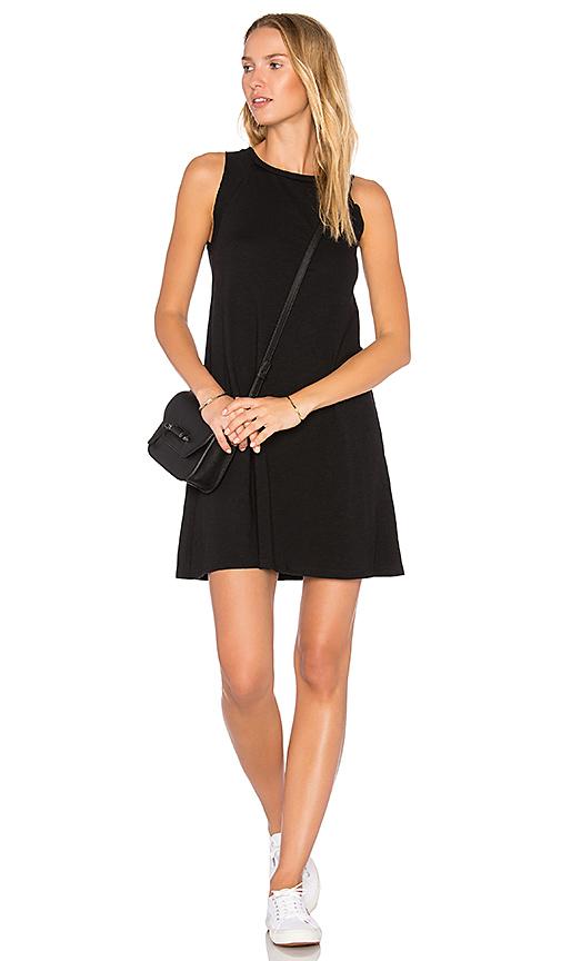 NYTT Wraglan Dress in Black