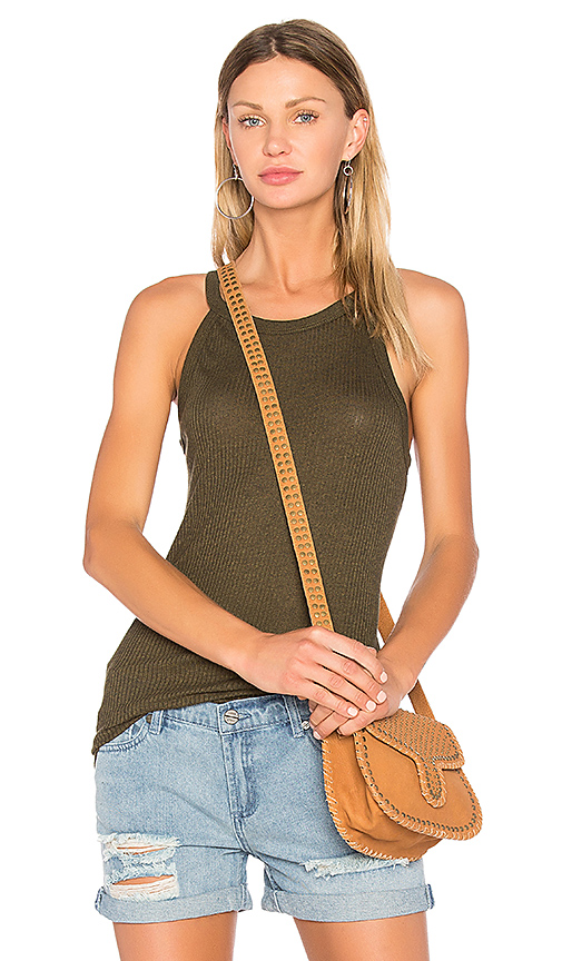 Obey Barbados Tank in Green