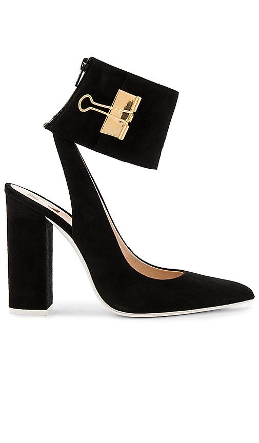 OFF-WHITE Pump Big Heel in Black. - size 37 (also in 35,38,39,40)