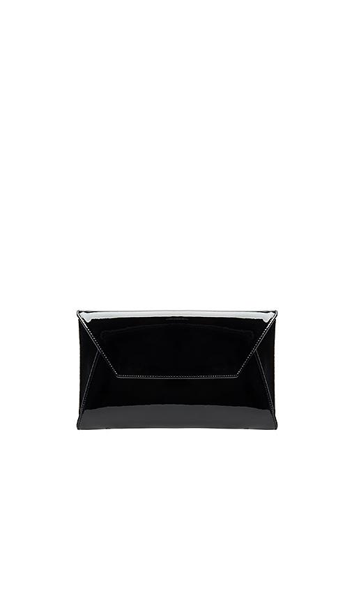 Oliveve Cleo Envelope Clutch in Black