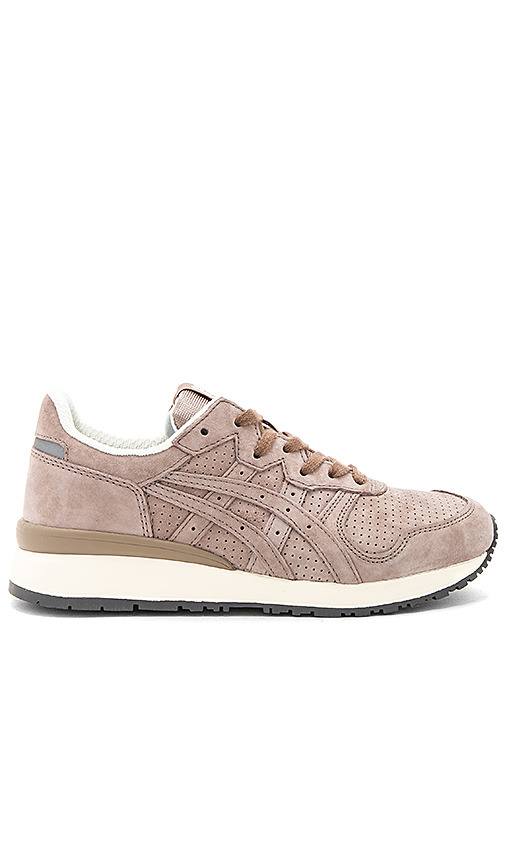 Photo of Onitsuka Tiger Tiger Ally Sneaker in Taupe - shop Onitsuka Tiger shoes sales