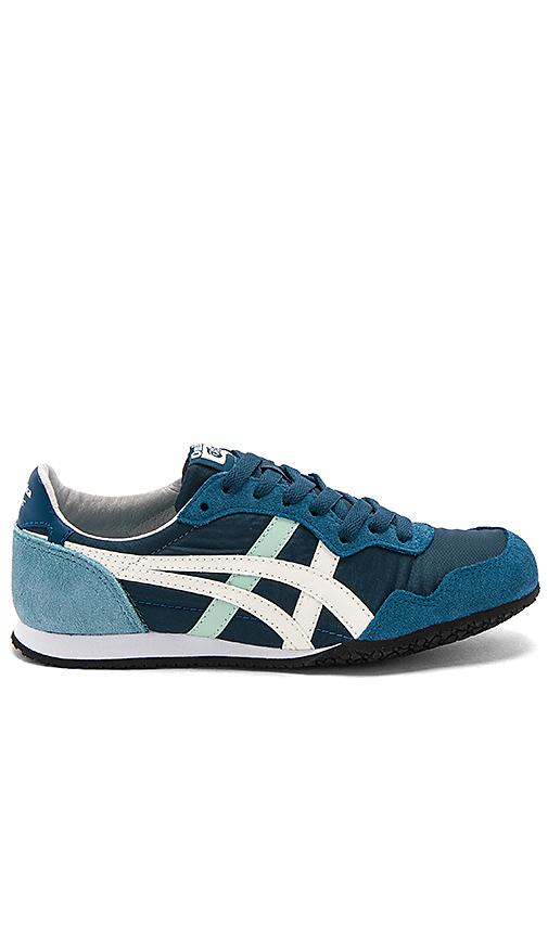 Onitsuka Tiger Serrano Sneaker in Blue