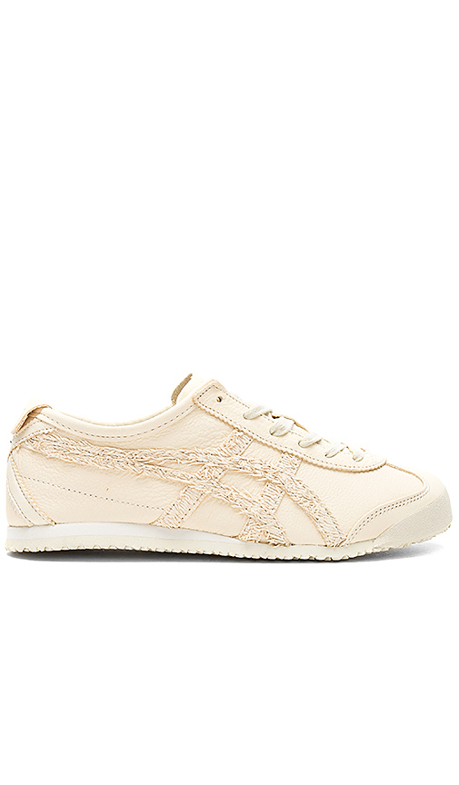 Onitsuka Tiger Mexico 66 Sneaker in Cream