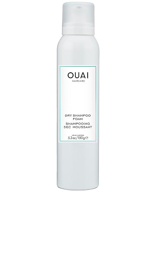 OUAI Dry Shampoo Foam.