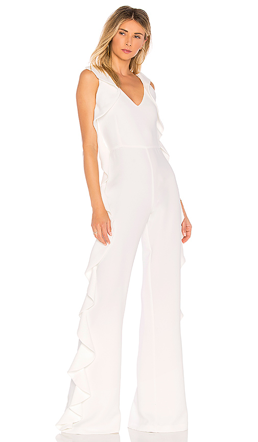 OUD Calamity Jumpsuit in White. - size S (also in M,XS)