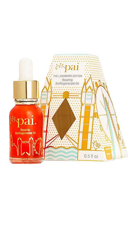 Pai Skincare Rosehip Oil Christmas Edition.