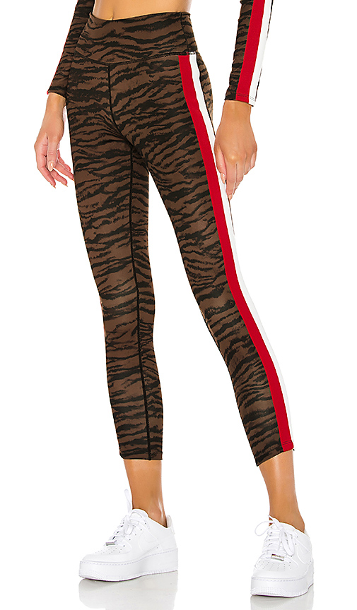 Pam & Gela Leggings in Brown. - size M (also in L,S,XS)