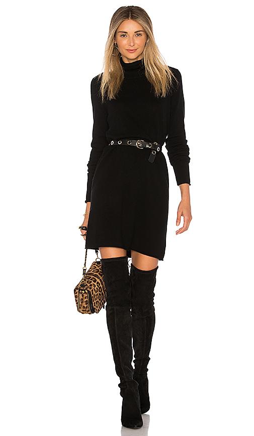 n:PHILANTHROPY City Mini Dress in Black