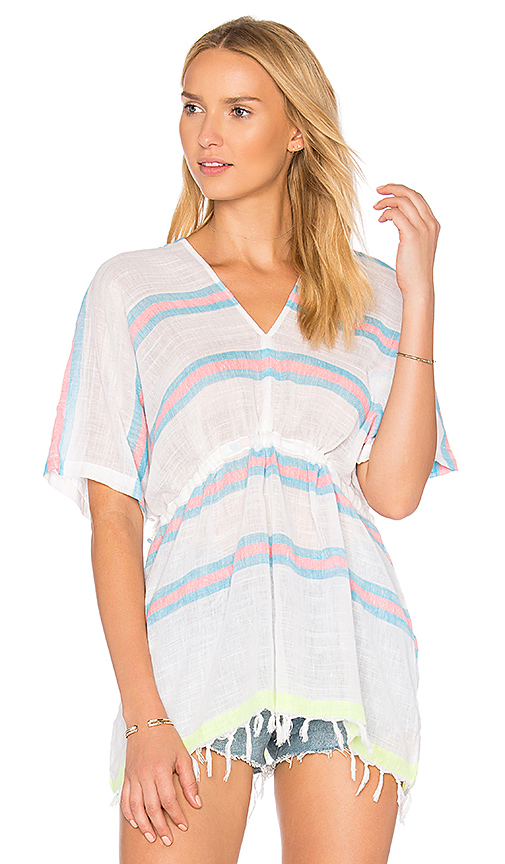 PILYQ Melody Tunic in White