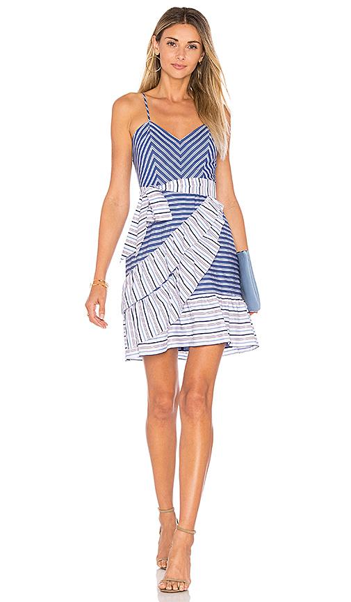 Parker Brooklyn Dress in Blue