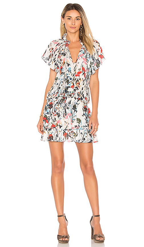 Parker Lou Dress in White