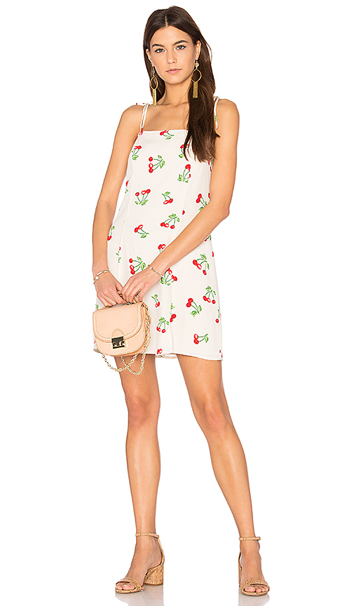 Privacy Please Grover Dress in White
