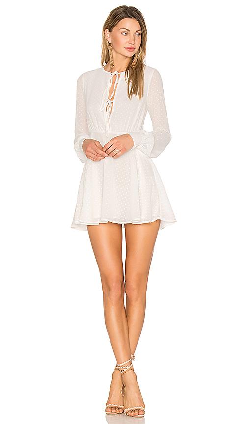 Privacy Please x REVOLVE Easton Dress in White