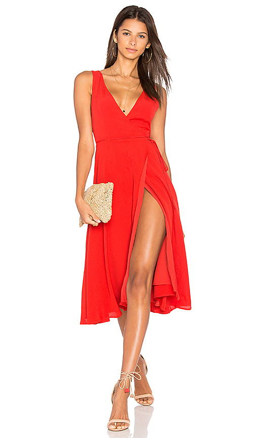 Privacy Please x REVOLVE Clifton Set in Red