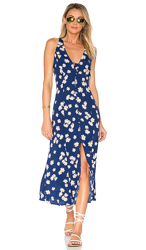 Privacy Please Lomax Dress in Royal