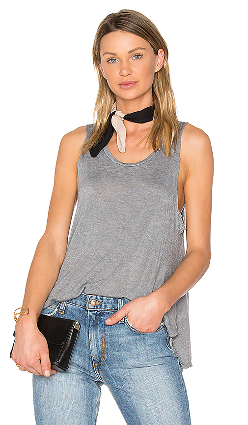 Project Social T James Tank in Blue