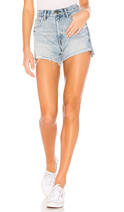 PISTOLA | PISTOLA Kylee Relaxed High Rise Short. - Size 25 (Also In 24) | Goxip