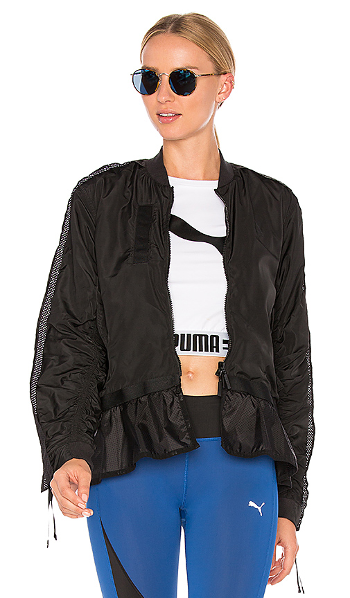 Puma Xtreme Frill Bomber in Black