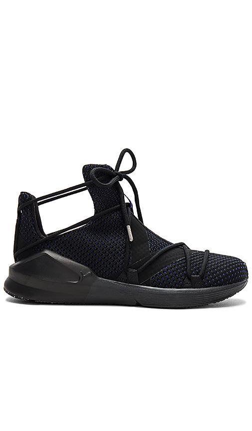 Puma Fierce Rope Velvet Sneaker in Navy