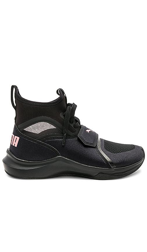 Puma Phenom Core Sneaker in Black