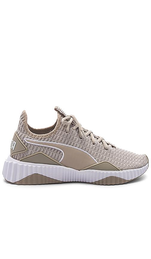 Puma Defy Sneaker in Gray